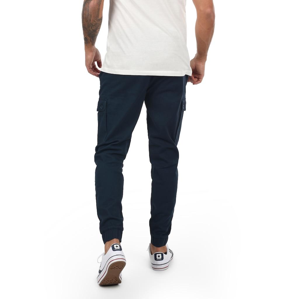 Blend Cargohose »Sellini«, lange Hose mit Seitentaschen