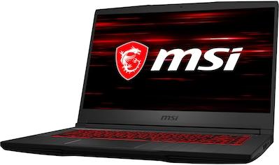 MSI GF65 9SD - 023 Thin Gaming - Notebook (39,6 cm / 15,6 Zoll, Intel,Core i7,  -  GB HDD, 512 GB SSD) kaufen