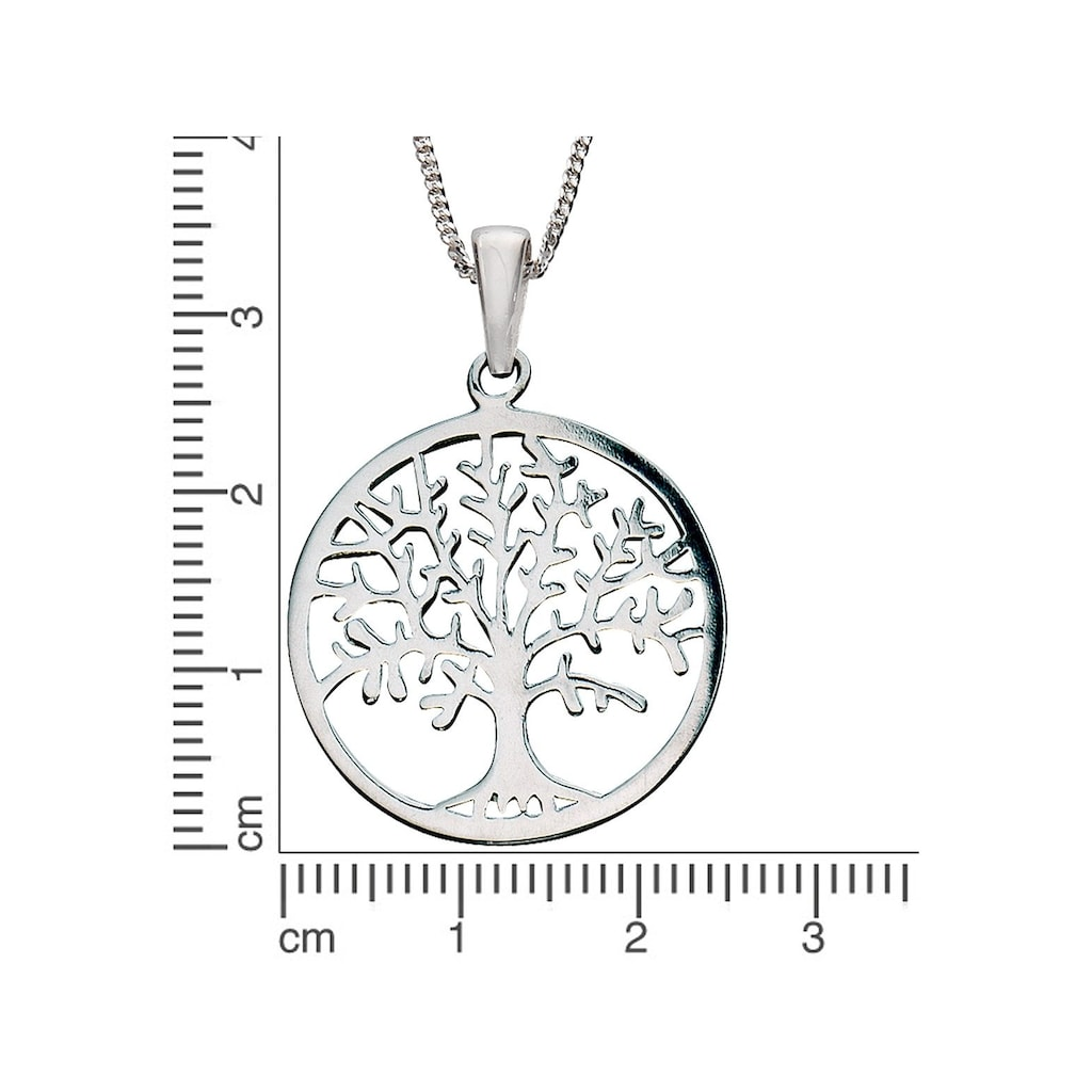 Firetti Kette mit Anhänger »Lebensbaum/Baum des Lebens«