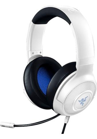 RAZER Gaming-Headset »Kraken X for PlayStation« kaufen