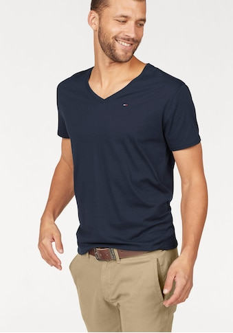 Tommy Jeans T-Shirt »TJM ORIGINAL JERSEY V NECK TEE« kaufen