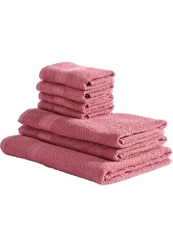 OTTO products Handtuch Set »Lennja«, aus zertifizierter BIO Baumwolle kaufen