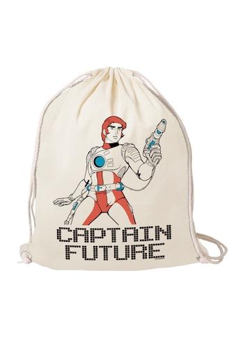 LOGOSHIRT Turnbeutel, mit Wizard Of Science Captain Future-Print kaufen