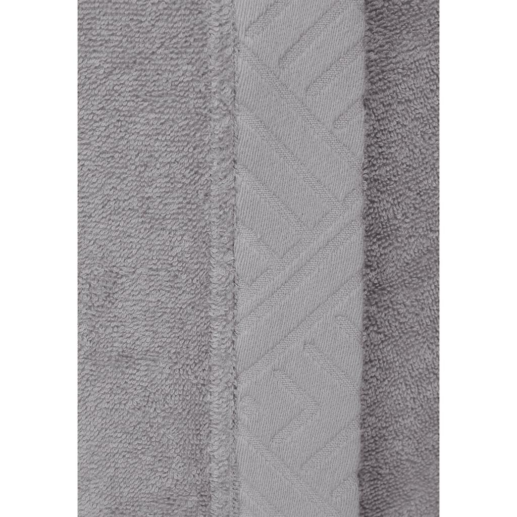 andas Damenbademantel »Livia«, (1 St.), aus Bio-Baumwolle