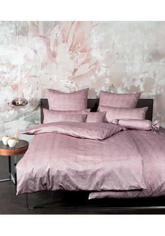 Janine Bettwäsche »Messina 43115«, mit grafischem Muster kaufen