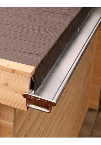 Wolff Dachrinne, Alu, für Flach- und Pultdach bis 400 cm kaufen