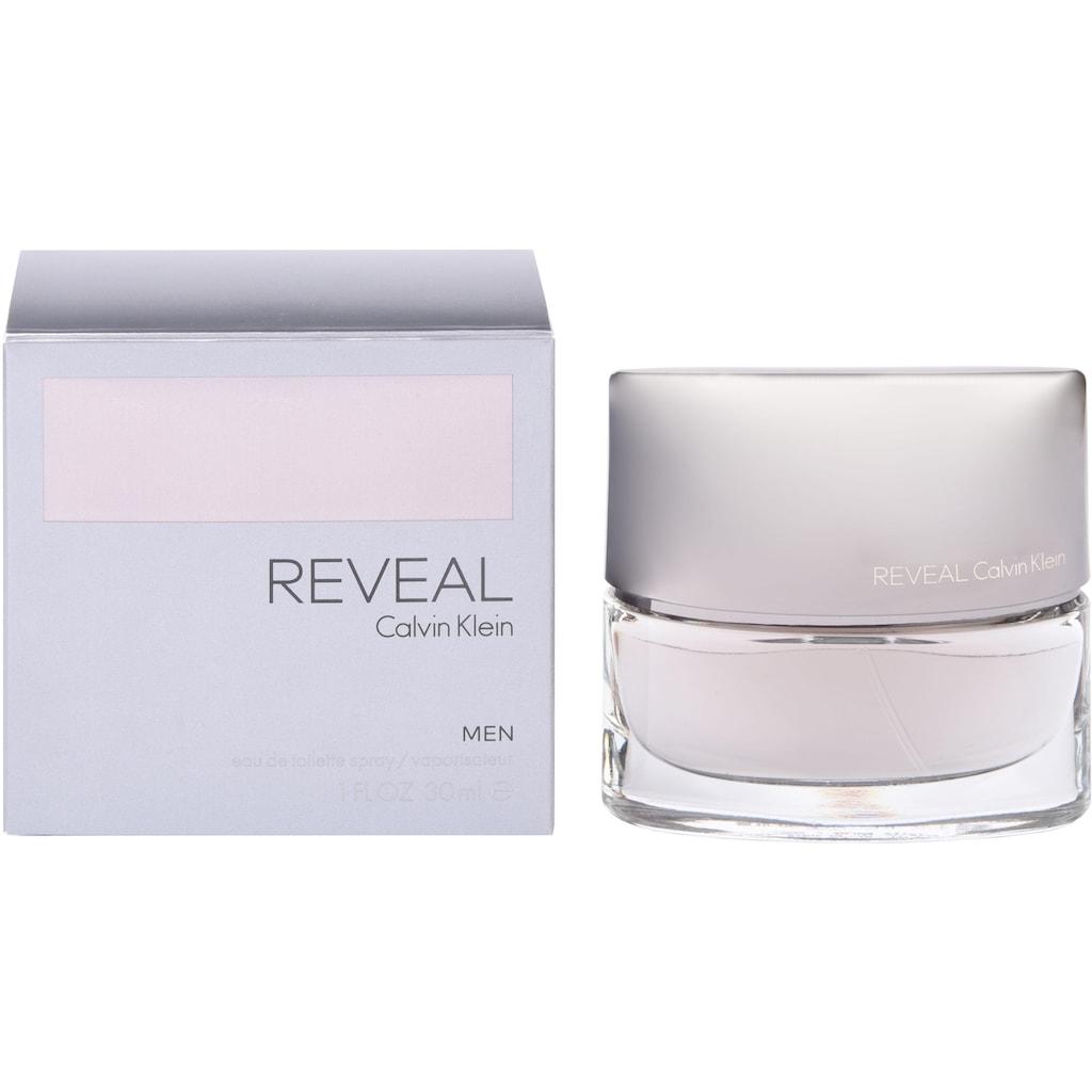 Calvin Klein Eau de Toilette »Reveal Men«