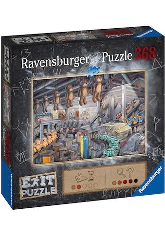 Ravensburger Puzzle »Exit: In der Spielzeugfabrik«, Made in Germany, FSC® - schützt... kaufen