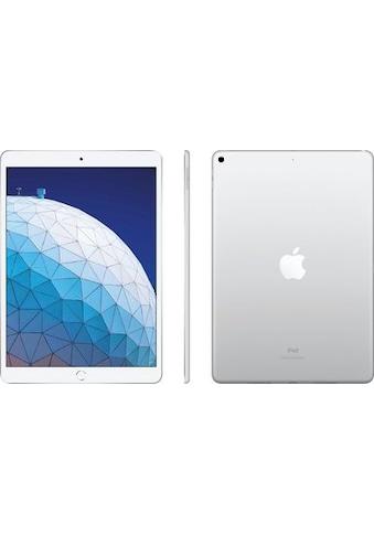 iPad Air Wi - Fi, 64 GB, Apple, »silber, 10.5 Zoll« kaufen