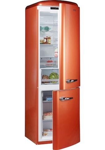 GORENJE Kühl - /Gefrierkombination, 194 cm hoch, 60 cm breit kaufen