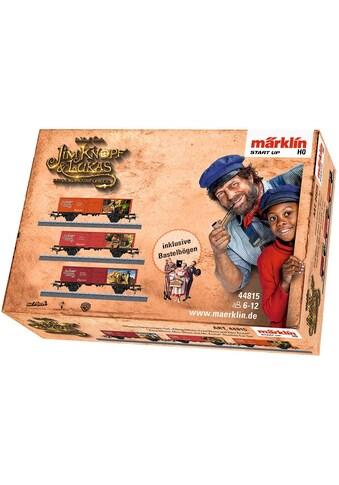Märklin Güterwagen »Märklin Start up - König Alfons, Frau Waas und Herr Ärmel - Jim... kaufen
