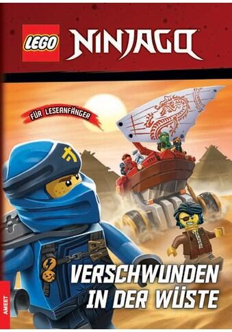 Buch »LEGO® NINJAGO® - Verschwunden in der Wüste / DIVERSE« kaufen