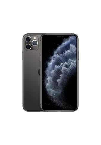"""Apple Smartphone »iPhone 11 Pro Max, 5G«, (14,7 cm/6,5 """", 256 GB Speicherplatz, 12 MP... kaufen"""
