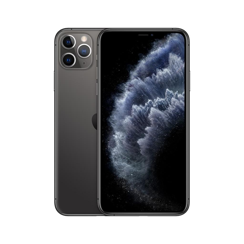 "Apple Smartphone »iPhone 11 Pro Max, 5G«, (14,7 cm/6,5 "", 256 GB Speicherplatz, 12 MP Kamera)"