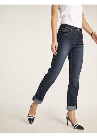 Jeans Aleria mit Umschlag kaufen