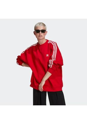 adidas Originals Sweatshirt »LOUNGEWEAR ADICOLOR CLASSICS OVERSIZE« kaufen