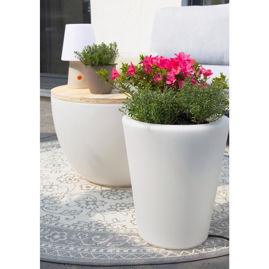 8 seasons design Gartenleuchte »Shining Classic Pot S«, E27, Outdoorleuchte & Indoorleuchte