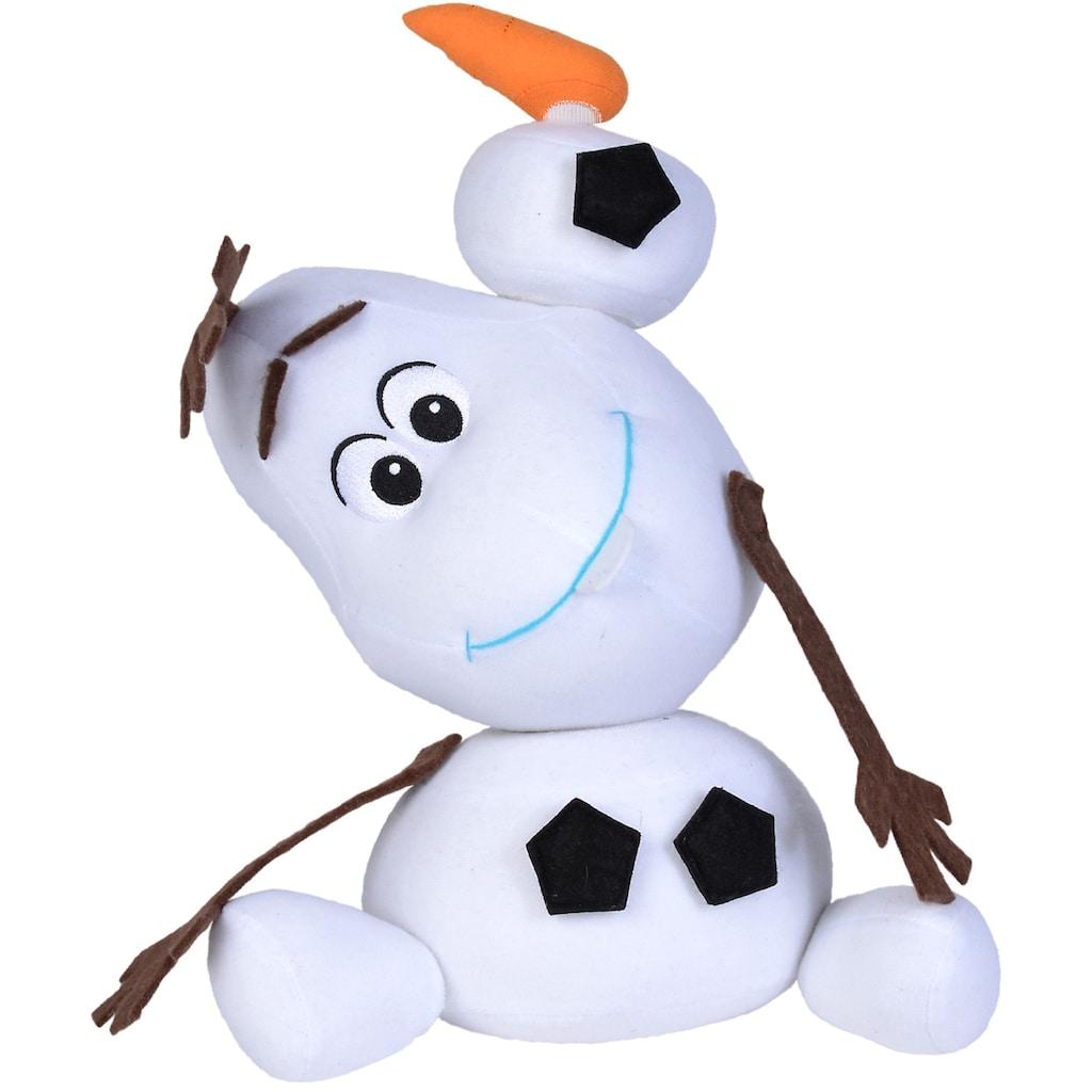 SIMBA Plüschfigur »Disney Frozen 2, Klett Olaf, 30 cm«