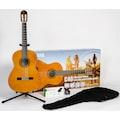Yamaha Konzertgitarre »C40 Performance Pack 4/4«, 4/4