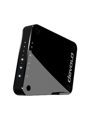 DEVOLO Powerline + WLAN (9861) »GigaGate Erweiterung (2Gbit/s WiFi ac Bridge,IPTV)« kaufen