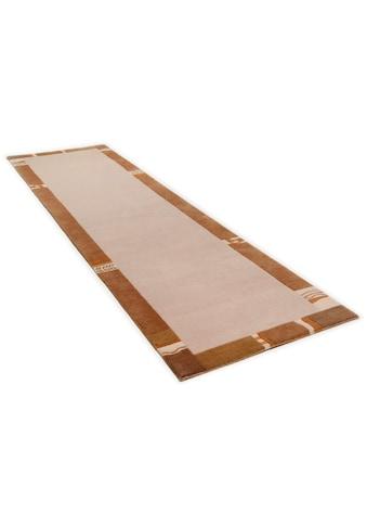 THEKO Läufer »Avanti«, rechteckig, 12 mm Höhe, Teppich-Läufer, reine Wolle,... kaufen