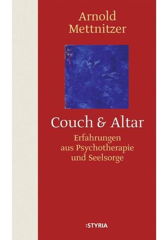 Buch »Couch und Altar / Arnold Mettnitzer« kaufen