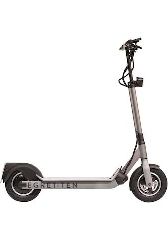 Egret E - Scooter »Egret TEN V4 (StVZO)«, 500 Watt, 20 km/h kaufen