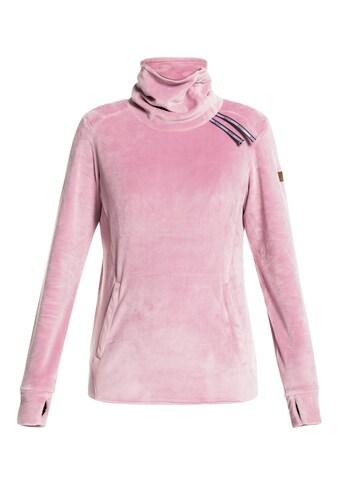 Roxy Fleecepullover »Deltine« kaufen
