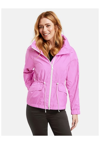 GERRY WEBER Outdoorjacke nicht Wolle »Jacke mit regulierbarer Taille« kaufen
