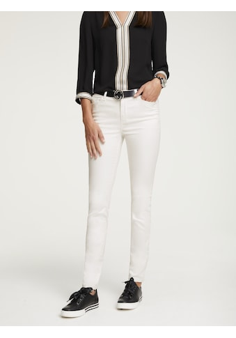RICK CARDONA by Heine Skinny-fit-Jeans, mit leichtem Glanz kaufen