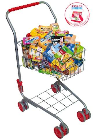 Tanner Spiel-Einkaufswagen, mit 40-teiligem Zubehör kaufen