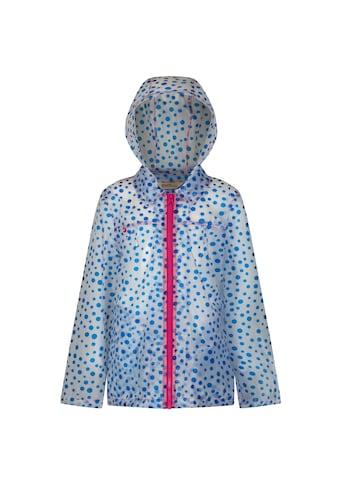 Regatta Regenjacke »Great Outdoors Kinder/Mädchen Epping mit Kapuze« kaufen