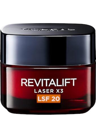 L'ORÉAL PARIS Tagescreme »RevitaLift Laser X3 Tagespflege LSF20« kaufen