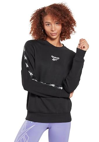 Reebok Sweatshirt »TE Tape Pack Crew« kaufen