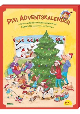 Buch Pixi Adventskalender mit Weihnachtsbaum 2019 / Korthues Barbara; Diverse kaufen