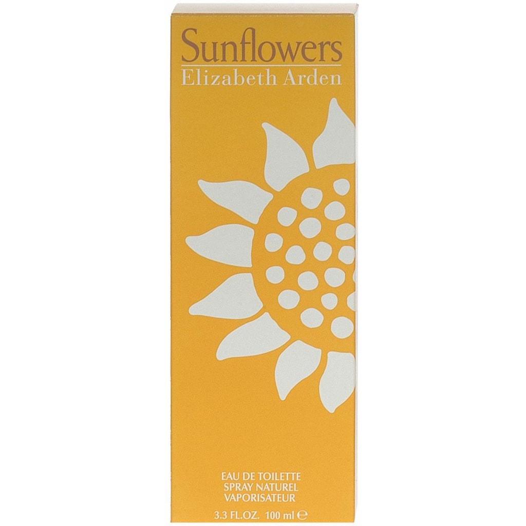 Elizabeth Arden Eau de Toilette »Sunflowers«