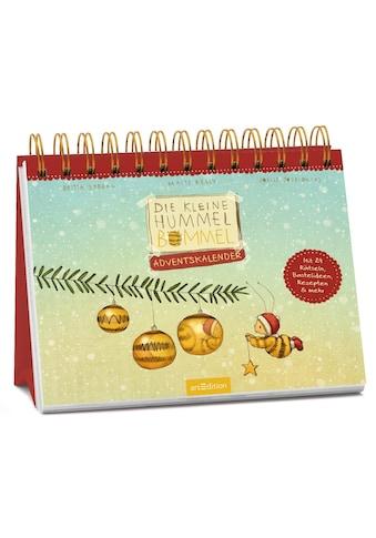 Buch »Die kleine Hummel Bommel - Adventskalender / Britta Sabbag, Maite Kelly, Joëlle... kaufen