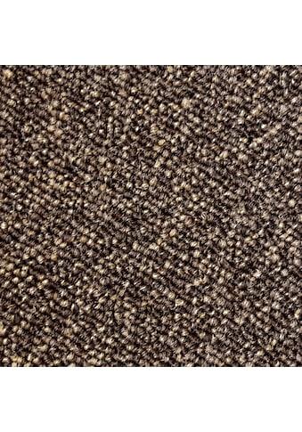 Andiamo Teppichboden »Matz dunkelbraun«, rechteckig, 6 mm Höhe, Meterware, Breite 500... kaufen