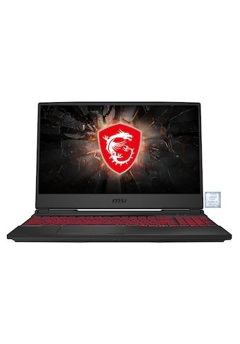 "MSI GL65 9SC - 055 »39,6 cm (15,6"") Intel Core i5, 512 GB, 16 GB« kaufen"