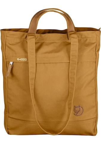 Fjällräven Shopper »Totepack No. 1, acorn« kaufen
