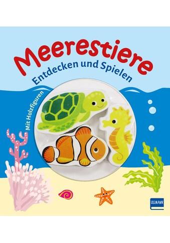 Buch »Meerestiere (Pappbilderbuch + 3 Holzfiguren) / Denitza Gruber« kaufen