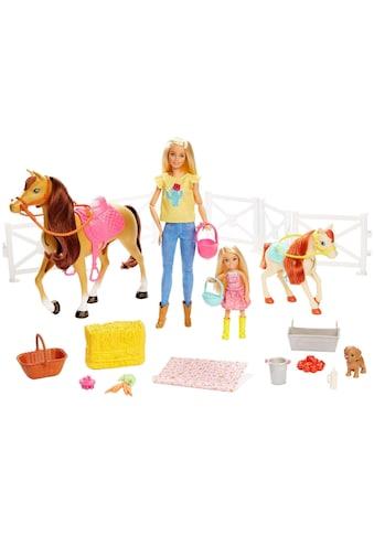 Barbie Anziehpuppe »Reitspaß mit Puppe« kaufen