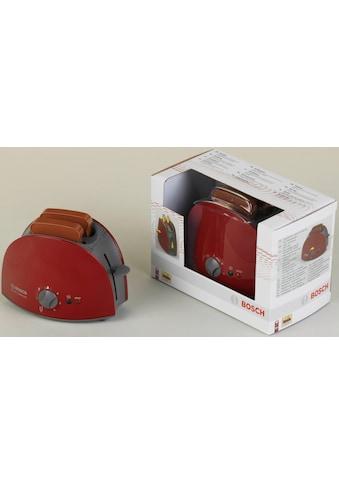 Klein Kinder-Toaster »Bosch Toaster«, mit Drehschalter kaufen