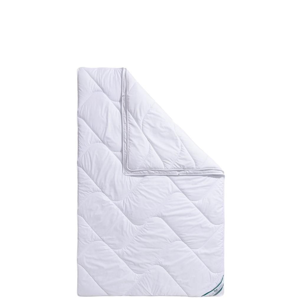 f.a.n. Schlafkomfort Microfaserbettdecke »Microfaser kochfest«, 4-Jahreszeiten, (1 St.), ideale Wärmeisolierung und effektiver Feuchtigkeitstransport