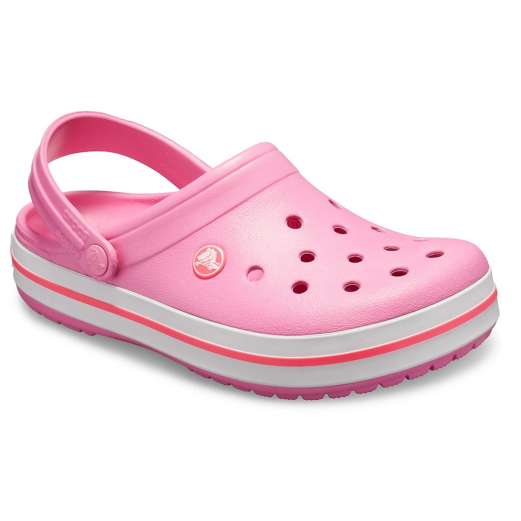 Crocs Clog »Crocband Clog«, mit zweifarbiger Laufsohle