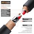 Primewire HiFi AUX Klinkenkabel für Audiogeräte