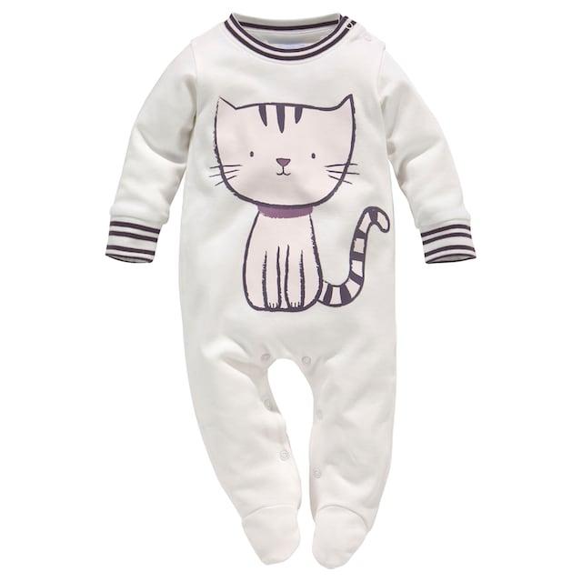 Klitzeklein Schlafanzug »Meow Magic«