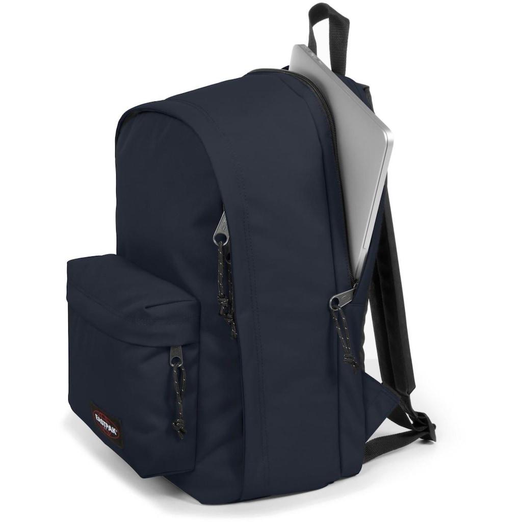 Eastpak Schulrucksack »BACK TO WORK, Cloud Navy«, enthält recyceltes Material (Global Recycled Standard)