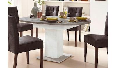 Mäusbacher Esstisch, mit Auzugsfunktion in 2 Größen kaufen