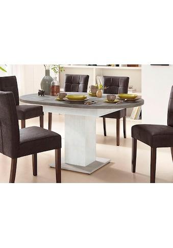 Esstisch, mit Auzugsfunktion in 2 Größen kaufen